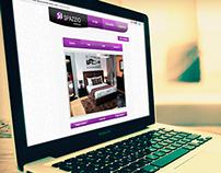 SPAZZIO | web_design