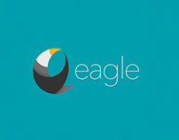 Eagle (Estudo de Logotipia) (2015)