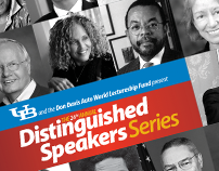 University at Buffalo Distinguished Speakers Series