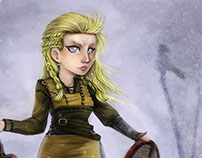 Lagertha - Vikings