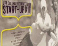 Ultimate Players Association College Team Startup Kit
