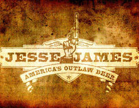 Jesse James Amrica's Outlaw Beer