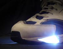 Lightspeeds - LED running shoes