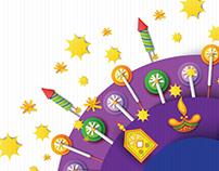 Bajaj Finserv - Diwali e-mailer