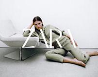 E-Commerce/ Redesign Zara