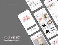 Sysmic - Rental App