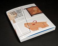 Book design, campaign and animation Ema