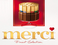 Package Design | merci - Storck