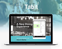 Tabit: BI, web and mobile design