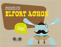 El conejo Fort Achon