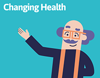 Changing Health infographic Series