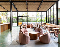 Canopy by Hilton São Paulo Jardins by M Magalhães Estúd