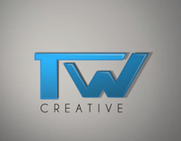 TW Creative Animated Logo