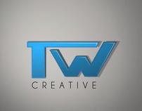 TW Creative Animated Logo