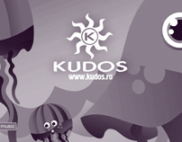 Posters & flyers designed for Kudos Beach