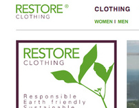 RESTORE CLOTHING
