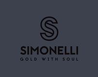 Brand Identity Gioielli Simonelli