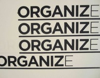 plan & organize; self-branding