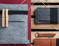 Gopher Handmade - cases for electronic devices