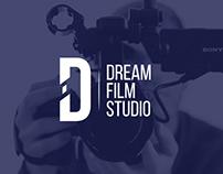 Logo for Dream Film Studio