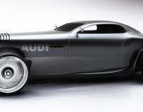 Audi Gentleman´s Racer