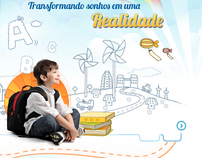 Website - Comunidade Educacional Pequeno Principe