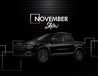 Ascia Fiat - Campanha Varejo Black November