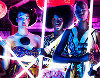 An #AfroAsian Night of 1000 Neon Lights