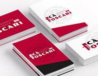 Università Cà Foscari - restyling logo
