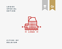 Logos Collection | Cities of Belgium