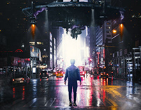 Aliens Curses NYC