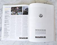 M&C Saatchi Abel - Adfocus Print Ad