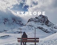 Explore Switzerland.