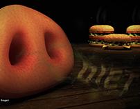 Pig Temptation - Diet