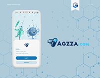 Aggza Medicine Delivery Software