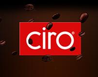 Ciro Web UI/Ux
