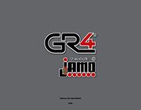 Manual de Marca - GR4