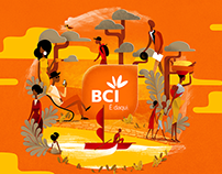 Orange World | BCI