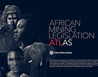 African Mining Legislation Atlas Web Design
