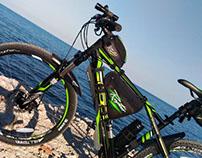Custom Designed Bike by Patrick