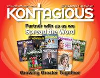 Print Branding // Kontagious Magazine