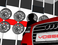 VOSSEN - SEMA EXHIBIT SPACE