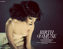 Birth of a Muse