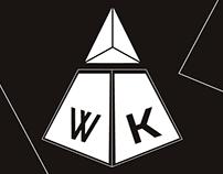 WK Produções - Identidade Visual