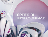 Artificial - Humanly Contrived
