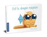 Pof le dragon magique