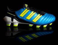 Footgolf. Adidas Predator.