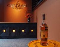 Graphics for Glenmorangie Distillery