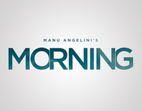 Morning Typography Logo - Short Film