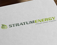 Logo STRATUM ENERGY